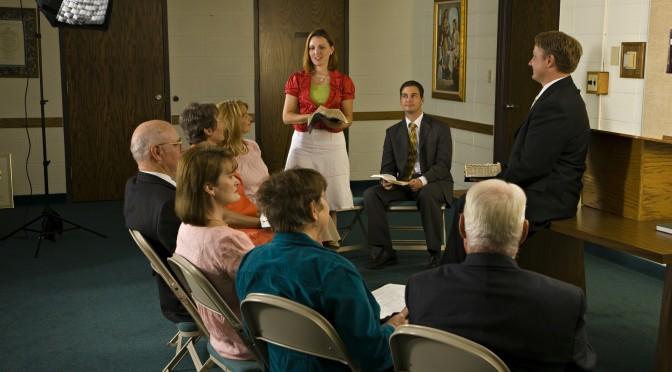 New calling: Gospel Doctrine teacher