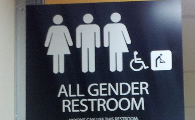 Gender neutral bathrooms: a legal requirement, or will your church be exempt?